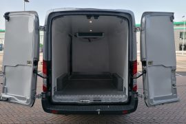 Chiller conversion – Ford transit