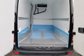 Floor refurbished – Mercedes sprinter