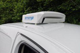 Chiller conversion – Mercedes Citan